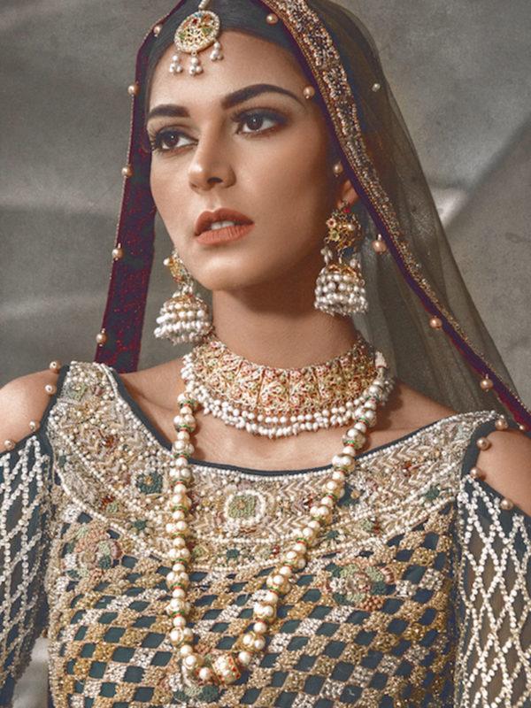 Zara Choker & Maala Set Swavo Collection