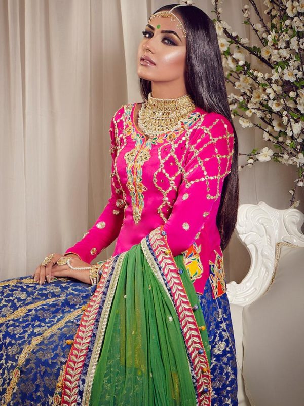 Rajastani Bridal Choker Set Swavo Collection