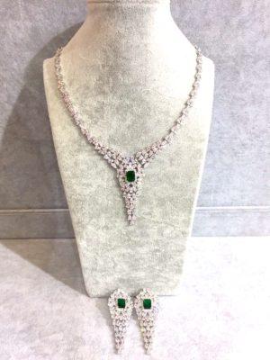 AAA CZ Emerald