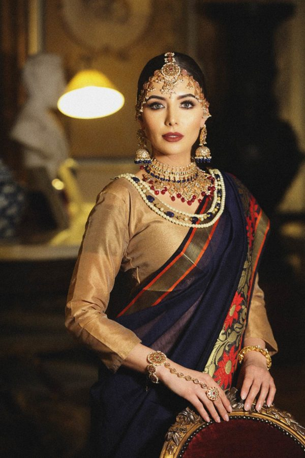 Madhubaala Set - Heritage Collection SS19 Swavo Collection