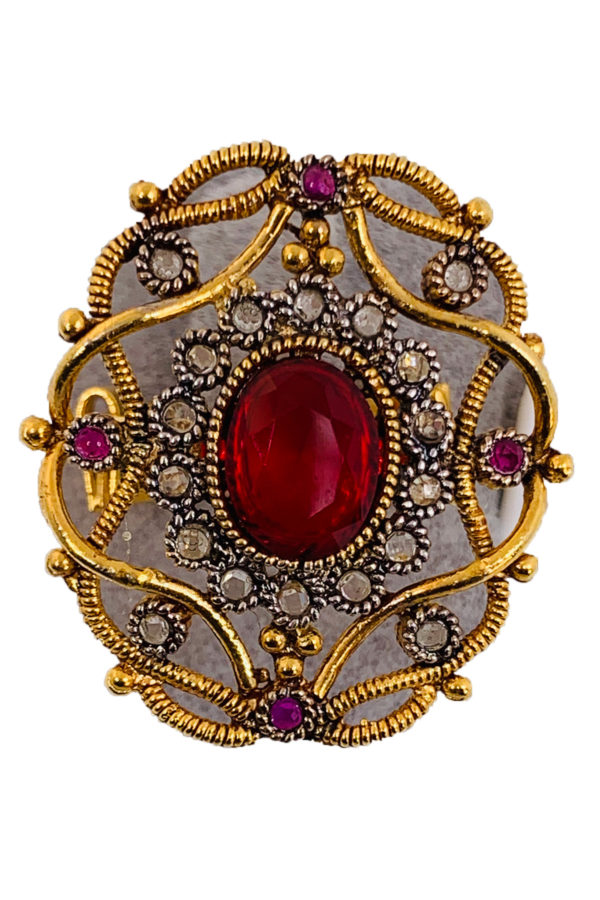 Filigree Ring - Swavo Collection