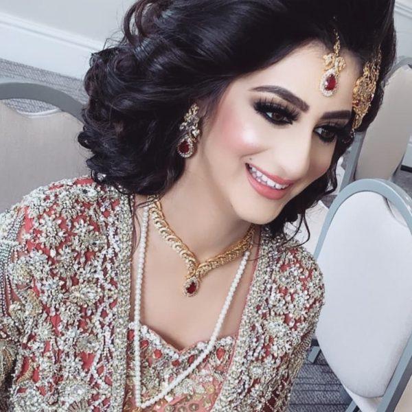 Dr Sammiya Ahmed Bridal Set Client