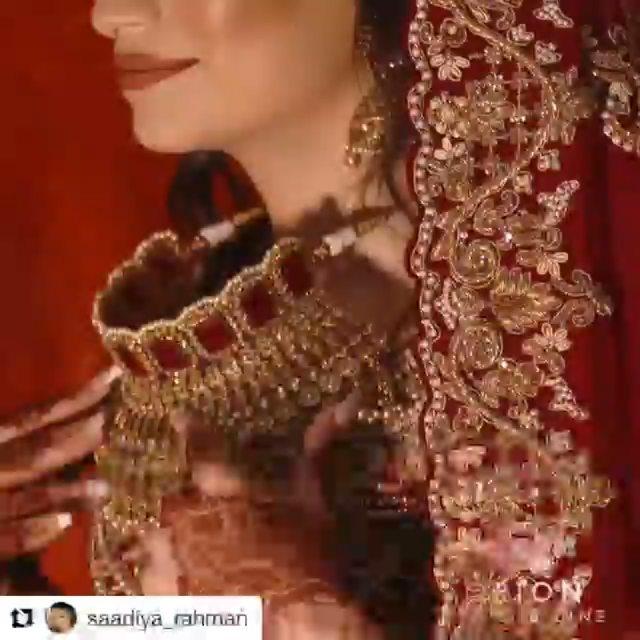 Shamila Bridal Set Client
