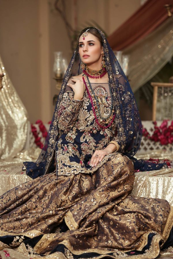 Basant Set - Heirloom Collection 2019 Swavo Collection