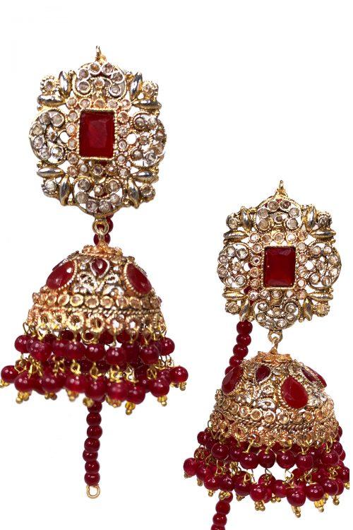 Nayyab Jhumky Earrings