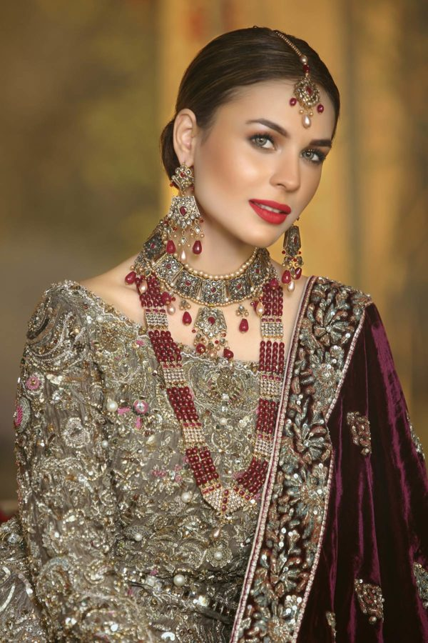 Komal Set - Heirloom Collection 2019 Swavo Collection