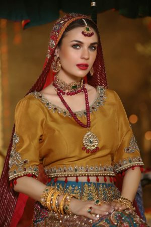 Mahnoor Set - Heirloom Collection 2019 Swavo Collection