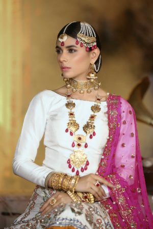 Reshma Set - Heirloom Collection 2019 Swavo Collection