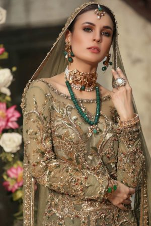 Sadaf Set - Heirloom Collection 2019 Swavo Collection