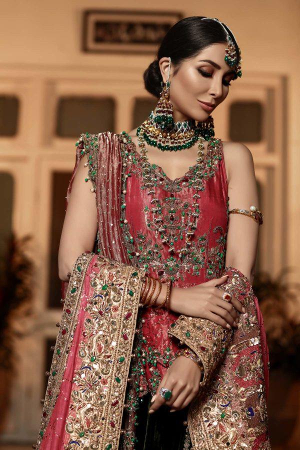 Zahara - English Rose Collection 2020 Swavo Collection