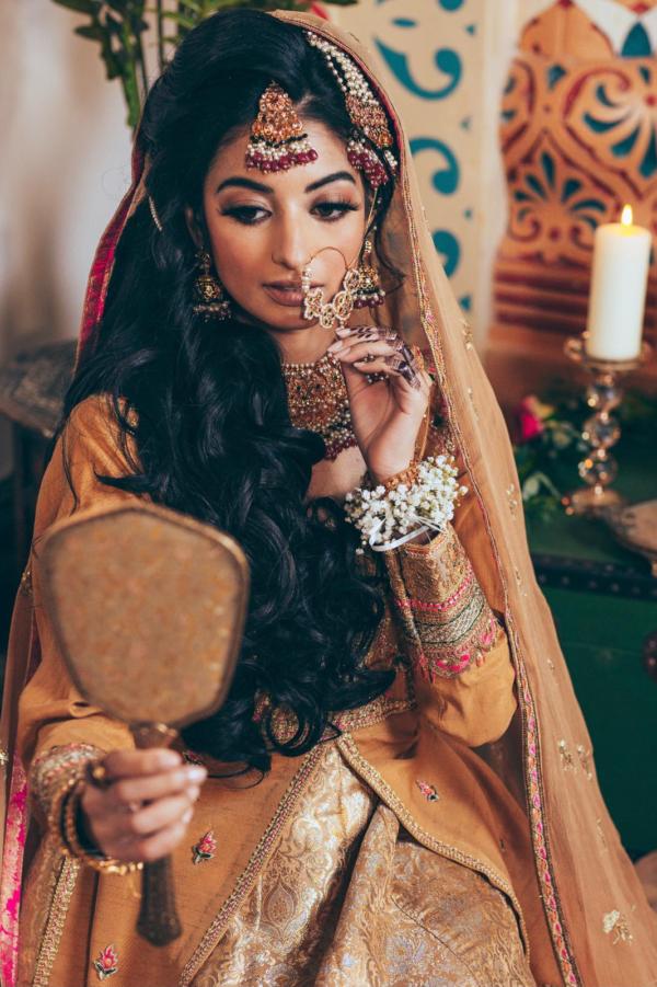 satrangi saroor bridal collection